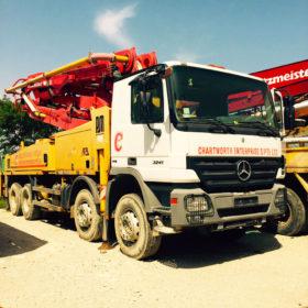 Concrete Pump SKT E1306