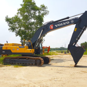 Excavator Volvo EC480