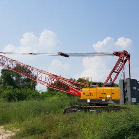 Sany Crawler Crane