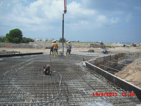 drain-top-slab-casting