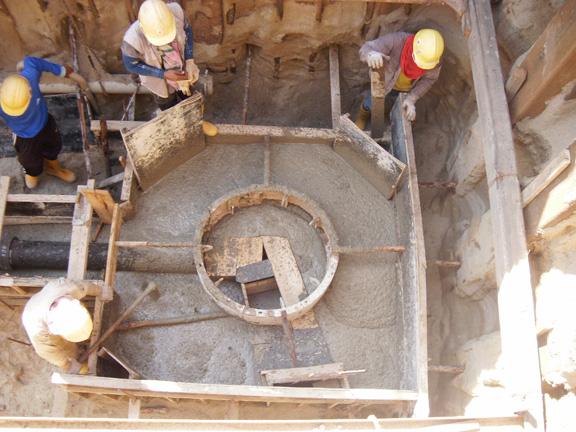 Sewer Manhole Casting