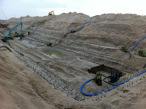 well-point-dewatering-for-deep-excavation